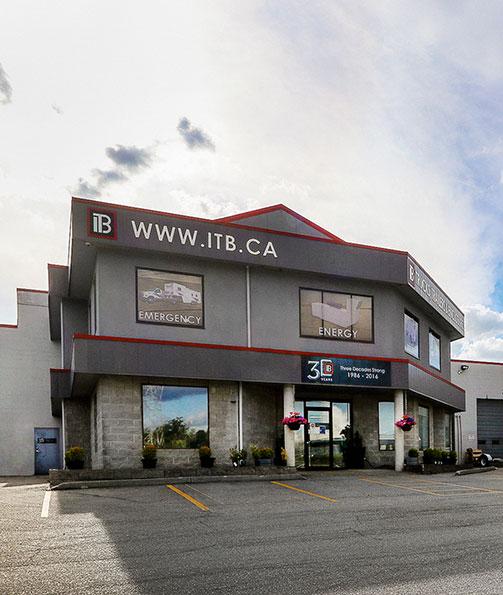 Surrey, BC building